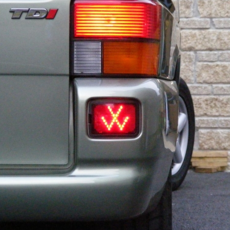 LED T4 Fog Lights